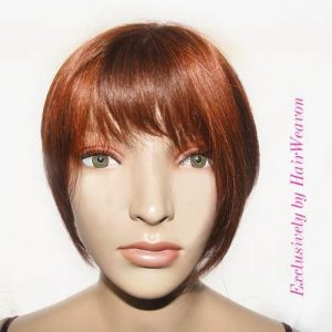 Nicole Wig | Remy Human Hair | Custom Colour | Custom Length