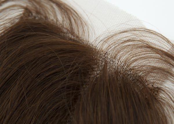 Custom closure hair piece