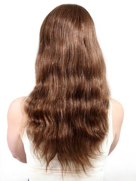 cathy human hair wig customised