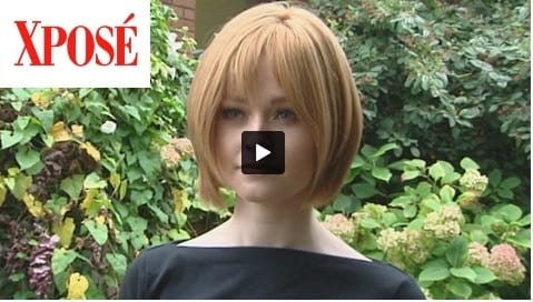 `tv3 xpose features hairweavon natural hair wigs for hair loss alopecia or cancer chemotherapy