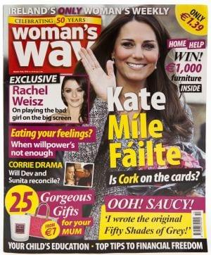 hairweavon wigs in woman's way magazine
