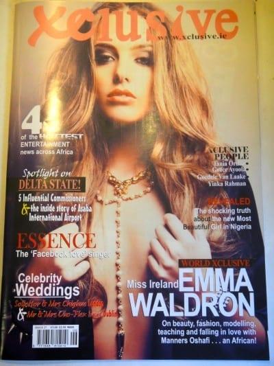 hairweavon ceo yinka rahman featured in xclusive magazine