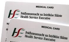 HSE medical card wig