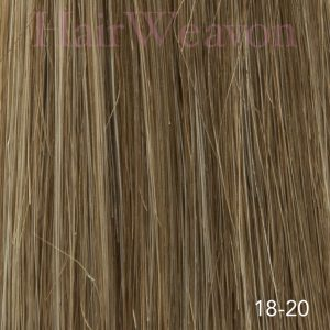Men's Hair System Colour 18 20% Grey