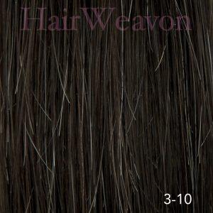 Mens Hair System Colour 3 10% Grey