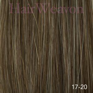 Men's Hair System Colour 17 20% Grey