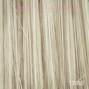 Men's Hair System Colour 17 80% Grey