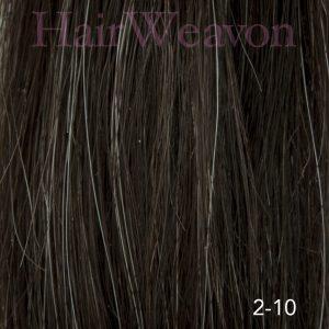 Mens Hair System Colour 2 10% Grey