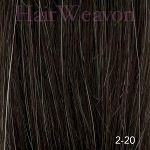 Mens Hair System Colour 2 20% Grey