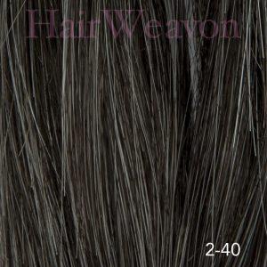 Mens Hair System Colour 2 40% Grey