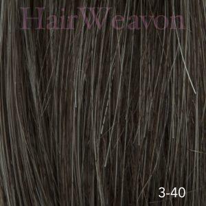 Mens Hair System Colour 3 40% Grey