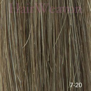 Men's Hair System Colour 7 20% Grey