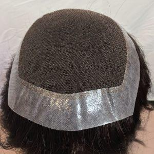 Topper Hair Piece By HairWeavon | Design 6 | Customised