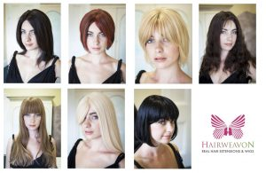 HairWeavon wig styles
