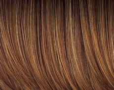 Soft Copper Rooted Ellen Wille Wig Colour