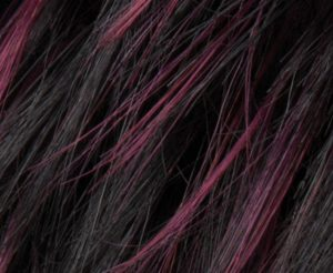 Black Cherry Wig Colour By Ellen Wille