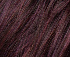 Aubergine Wig Colour By Ellen Wille