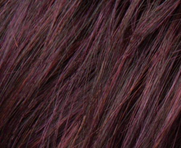 Aubergine Wig colour by Ellen Wille