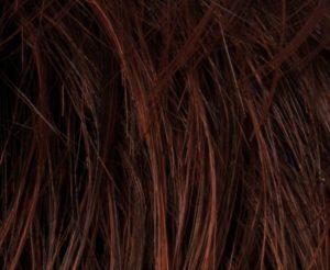 Dark Auburn Wig Colour By Ellen Wille