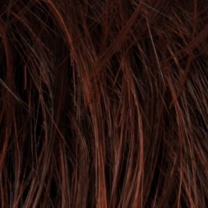 Dark Auburn Wig Colour By Ellen Wille