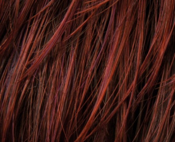 Hot Chilli Wig colour by Ellen Wille