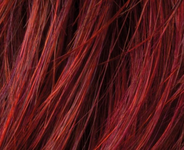 Hot Flame Wig colour by Ellen Wille