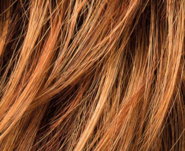 Safran Red Wig colour by Ellen Wille