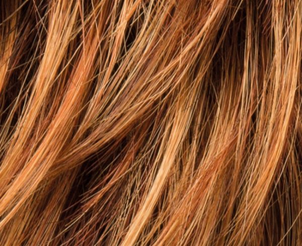 Safran Red Wig Colour