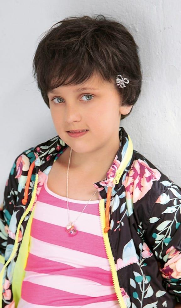 Zoe Wig For Kids