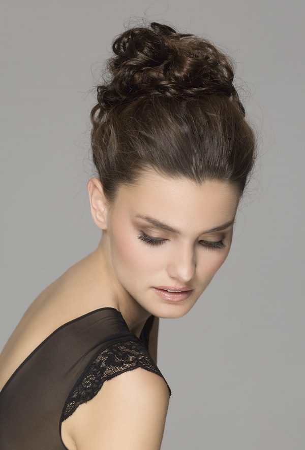 Gin Hair Bun by Ellen Wille