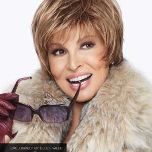 Cape Mono Raquel Welch Wig