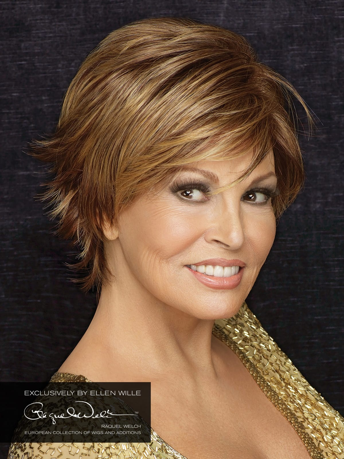 Denver Mono Wig by Raquel Welch