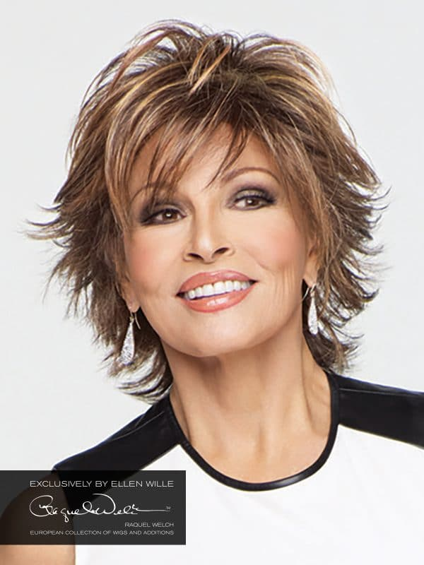 Indiana and Indiana Mono Wig by Raquel Welch