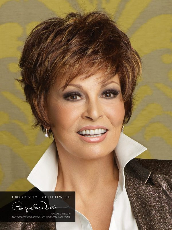 Memphis luxury Wig by Raquel Welch