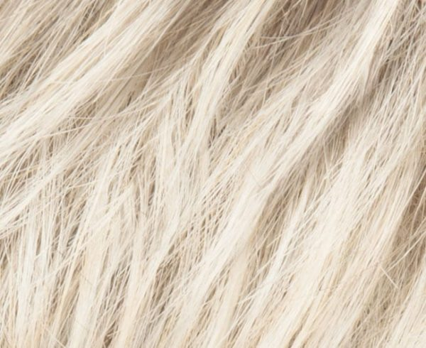 Pastel blonde Wig Colour