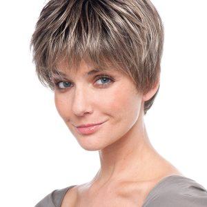 Top Mono Hair Piece Ellen Wille | Synthetic Hair Topper | 8 Colours