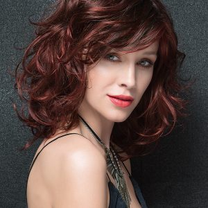Load Wig | Synthetic Wig (Mono Part) | Discontinued | We Suggest Touch Wig