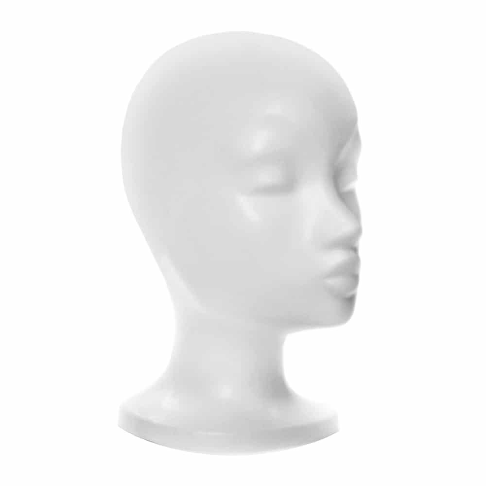 Polystyrene Wig Head