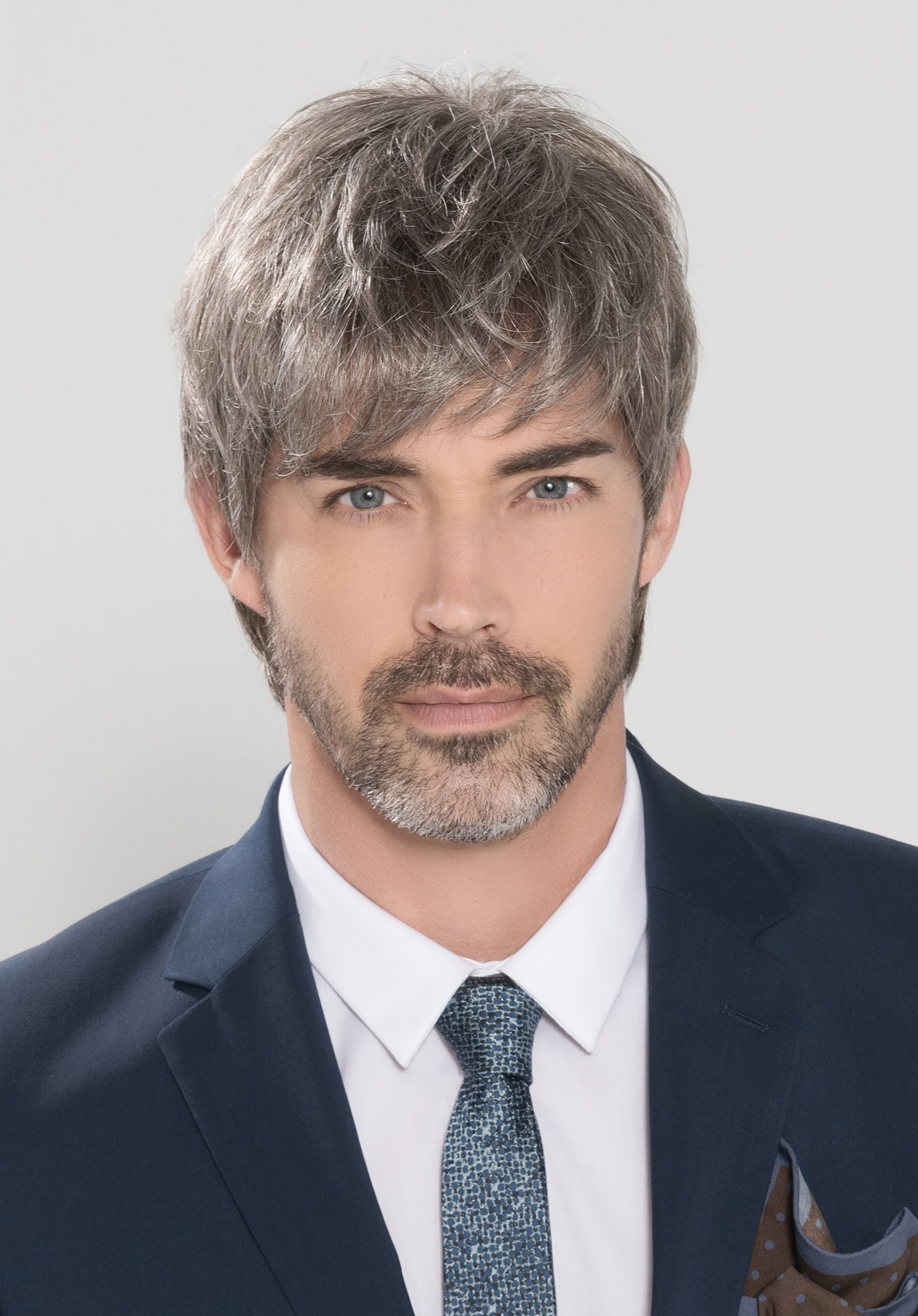 George 5 Stars 2.0 Wig For Men by Ellen Wille