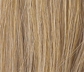 Middle Blonde Kids Wig Colour