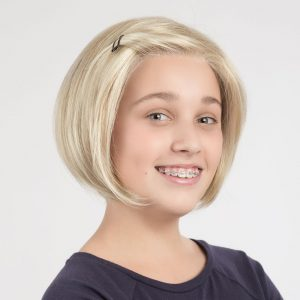 Emma Wig For Kids | Petite | Synthetic Lace Front Wig (Handtied) | 6 Colours