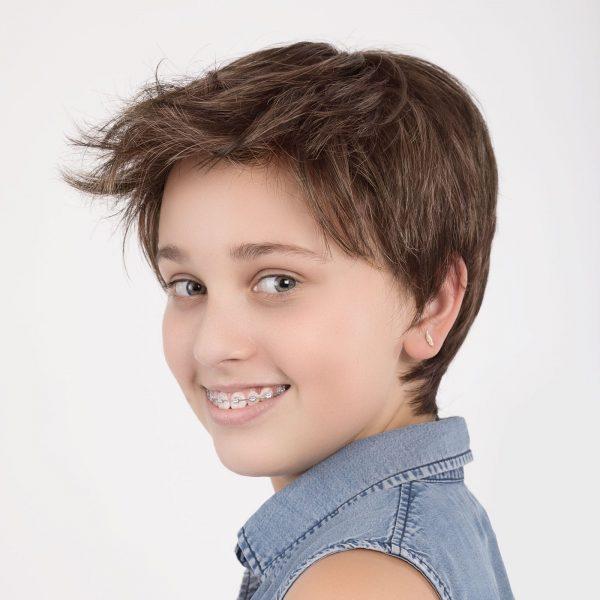 Lena Wig for Kids by Ellen Wille