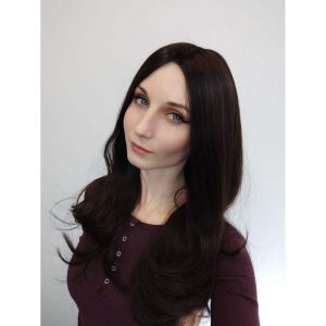 Diamond Wig | Remy Human Hair Lace Front Wig (Mono Top) | 24 Colours