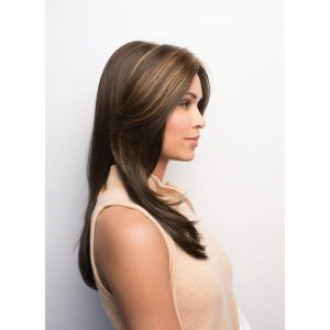 Brandi Wig | Synthetic Wig (Mono Top) | 13 Colours