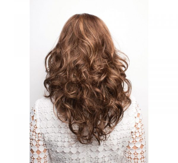 Brittany Wig by Rene of Paris | Amore Collection in AUBURN SUGAR