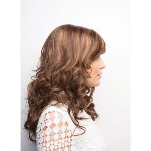 Brittany Wig | Synthetic Wig (Mono Top) | 22 Colours