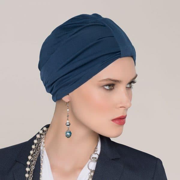 Kimi Headwear in Blue