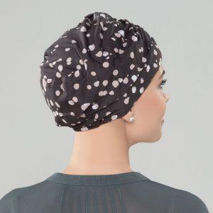 Meda Headwear In Brown