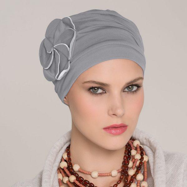 Mora Headwear in GREY MELANGE