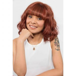 Emerald Wig | Remy Human Hair Lace Front Wig (Mono Top) | 22 Colours